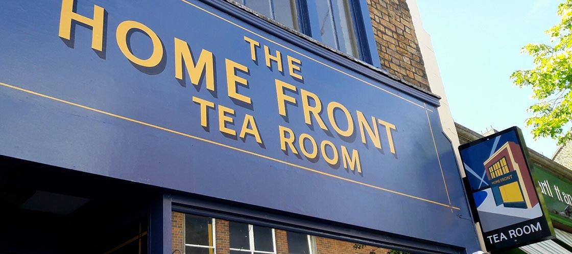 Tea Room in Ramsgate